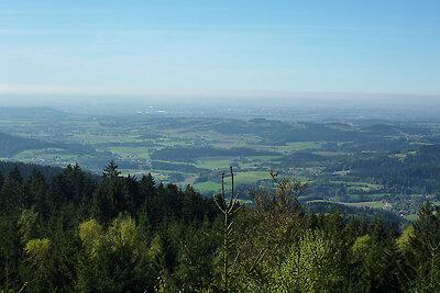 herrliche Naturlandschaft in Bayern